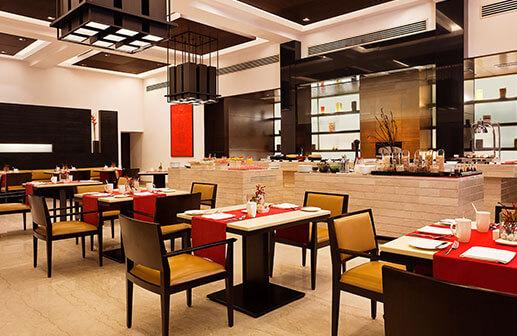 Restaurant in Agra - Trident Hotels
