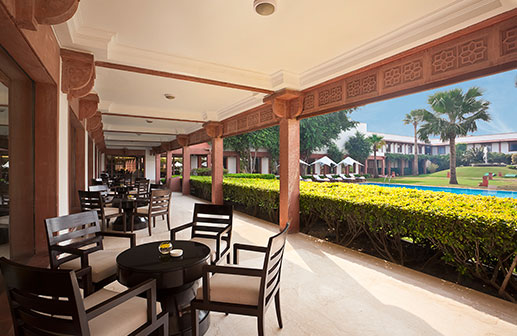 Alfresco - Italian Restaurant in Agra