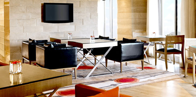 Trident Club Lounge - Hotels in Mumbai