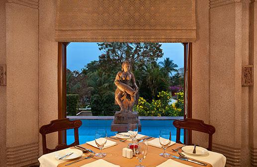 Restaurant in Bhubaneswar - Trident Hotels