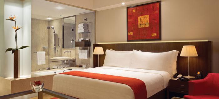 Trident Hotels in Bandra Kurla Mumbai