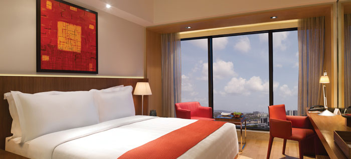 Trident Deluxe Rooms