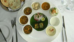 Amrit Mahal Restaurant in Udaipur