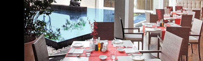 Cinnamon Restaurant in Chennai - Trident Hotels