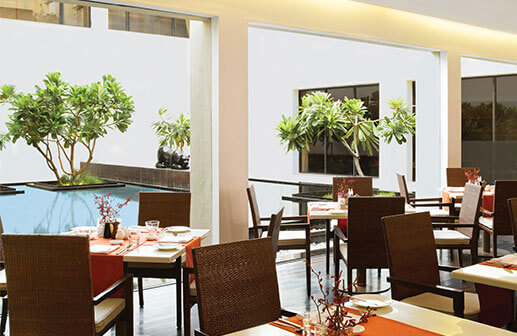 Cinnamon Restaurant - 5 Star Hotels Chennai