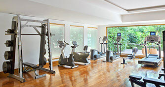 Gym facility in Chennai