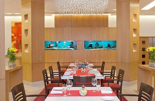 Samudra Restaurant Chennai - Trident Hotels