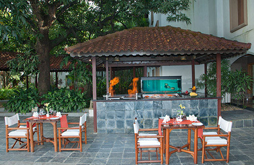 Seafood Grill Restaurant - Trident Hotels