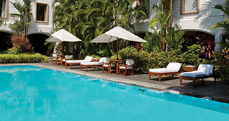 Wellness and Recreation at Trident Cochin