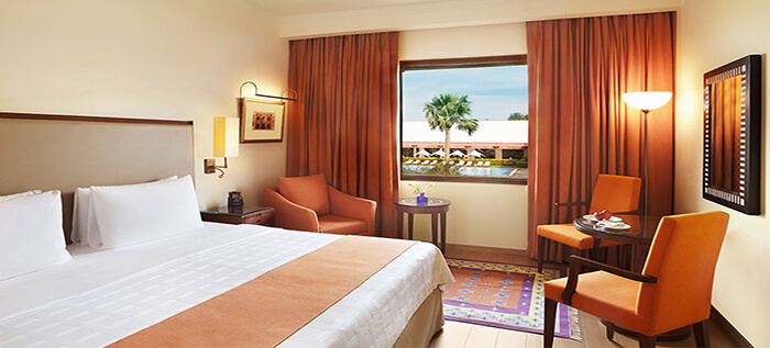 Deluxe Pool View Rooms
