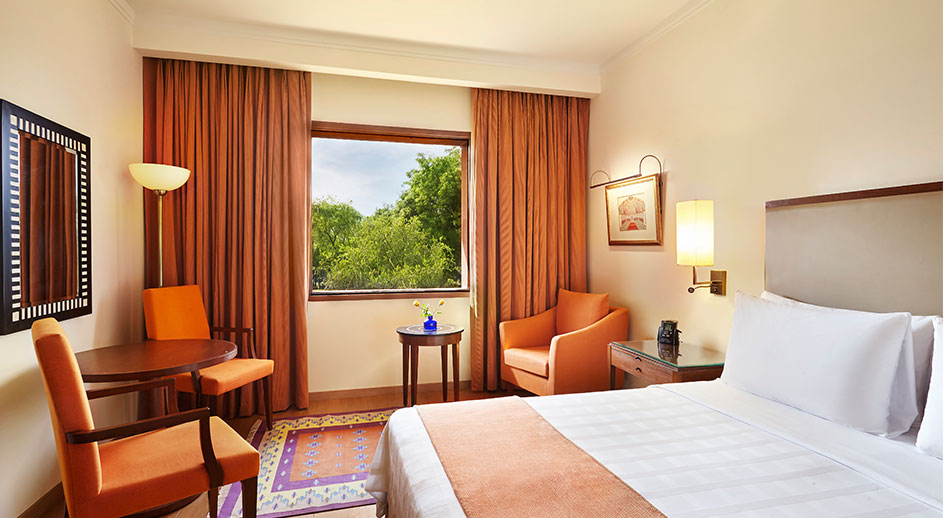 Luxury Rooms And Suites At Trident Hotel Agra Book