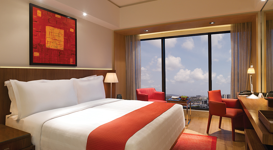 Luxury Rooms and Suites at Trident Hotel Mumbai Get 10 off on