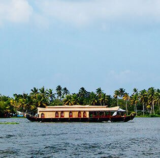Cochin Backwater Houseboat