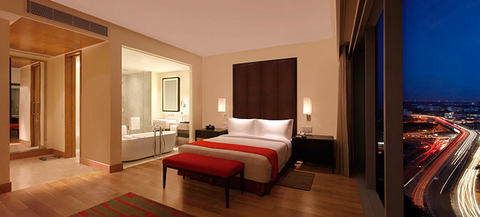 Trident Club - Hotel Rooms in Hyderabad
