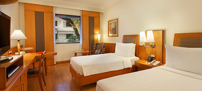 Hotel Rooms Chennai - Trident Hotels