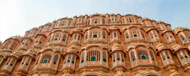 Book Jaipur Hotels near Hawa Mahal
