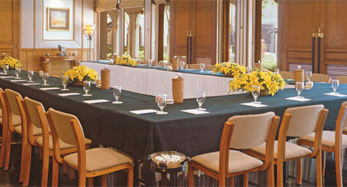 Conference rooms in Jaipur at Trident hotel