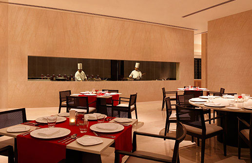 Kanak Restaurant - Trident Five Star Hotels Hyderabad