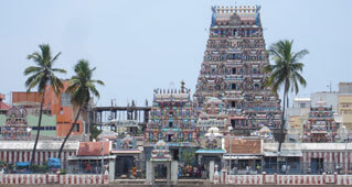 Kapaleshwar Temple in Chennai