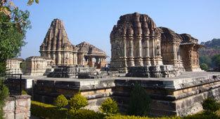 Nagada Temples in Udaipur
