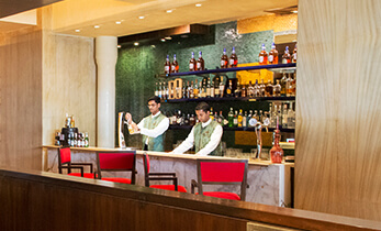 Opium Den Bar - Trident Fivve Star Hotel in Mumbai