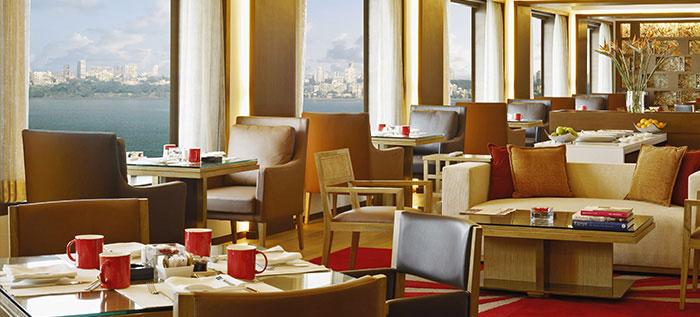 Trident Club Lounge - Luxury Hotel in Mumbai