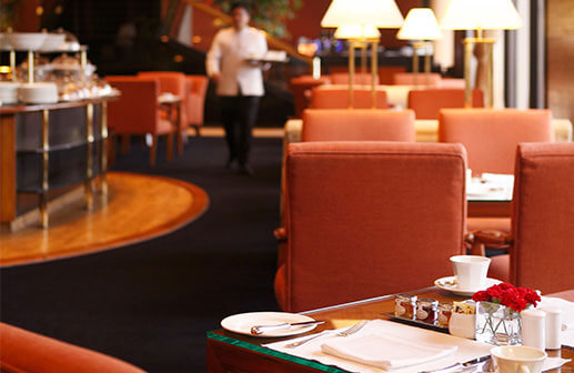 Verandah Restaurant, Mumbai - Trident Hotels