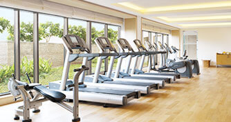 Fitness Centre - Luxury Hotels in Mumbai - Trident Hotels