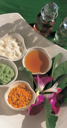 Royal medical package -  Ayurvedic Therapy at Trident Hotels