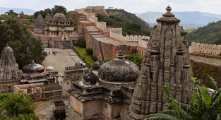 Sri Ek Lingji Temple in Udaipur
