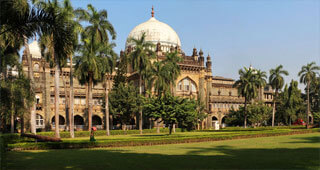 The Prince of Wales Museum in Mumbai