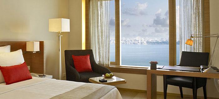 Trident Luxury Hotels in Nariman Point