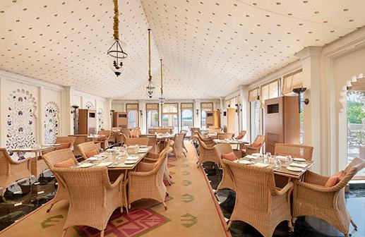 Aravalli - Udaipur Restaurants - Trident Hotels