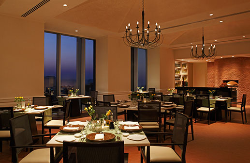 Tuscany Restaurant - Five Star Hotel in Hyderabad