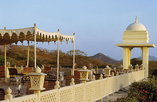 The Terrace Restaurant - Dining in Udaipur