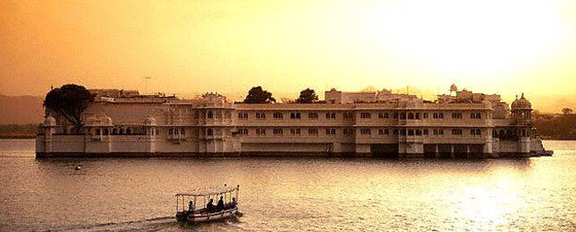Trident Hotel in Udaipur